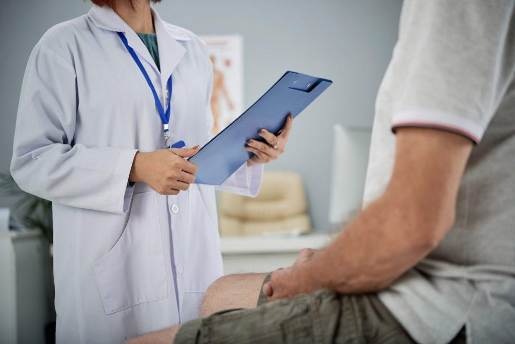 Medical exam weight loss clinic Valencia