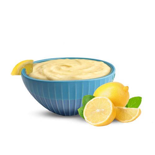 New Direction Advanced Zesty Lemon Pudding Product